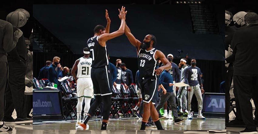 【NBA观点】篮网三巨头能拿下总冠军?杨毅:想的太美好了