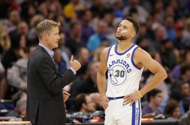 【NBA】库里竞争MVP?科尔打趣:那是我以前的工作,现在我的工作是教练
