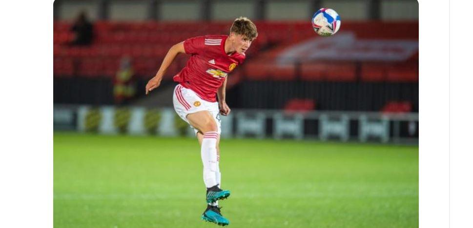 【欧联杯】后卫伤缺!曼联官宣:18岁中后卫威尔-费什入选球队欧联杯名单
