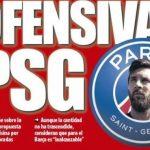 【西甲】世体:巴黎提出2+1报价,正式开启与梅西的谈判!巴萨对梅西留下仍抱持乐观