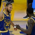 【NBA】场均32分?单核带队杀进西部前八,库里进攻效率比MVP赛季更凶悍