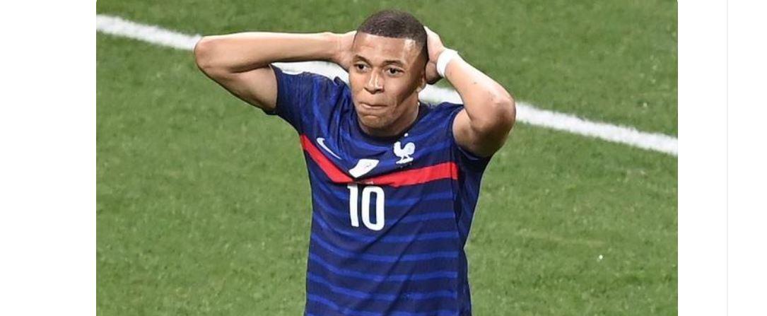 【欧洲杯】法国队爆冷出局!姆巴佩遭遇职业生涯最大挫折!