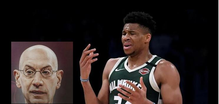 【NBA】联盟力捧字母哥,企图取代取代詹皇位置?萧华是不是疯了?