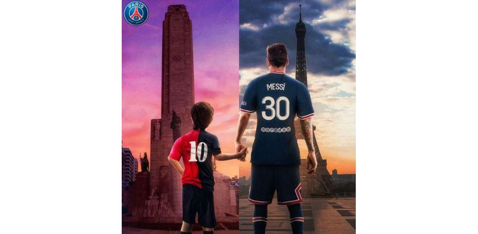 【法甲】合乐资讯赛事:纽维尔男孩到大巴黎新王,跨越时空的梅西温润球迷双眼!